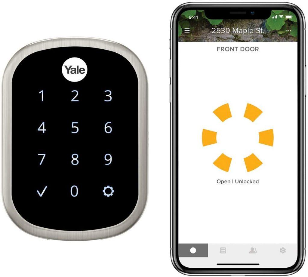 Yale Assure Lever Smart Door Lock