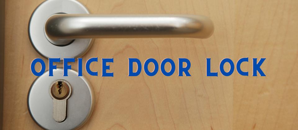 office door lock